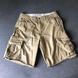 Men's American Eagle Cargo Shorts Size 32